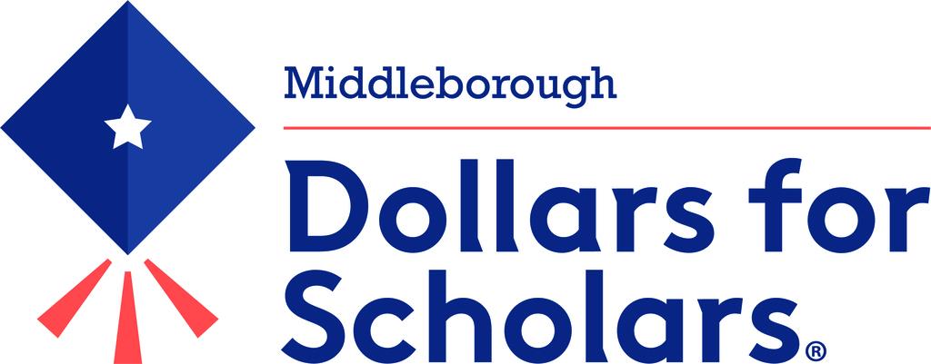 Middleborough Dollars for Scholars logo