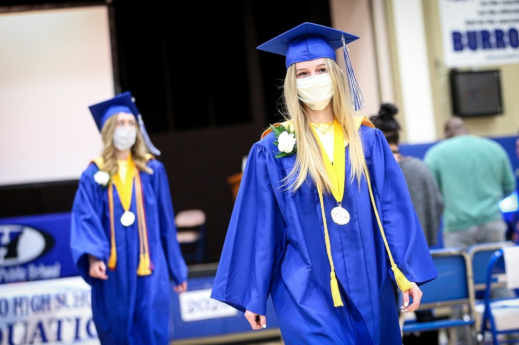 Hillsboro High School Class of 2020