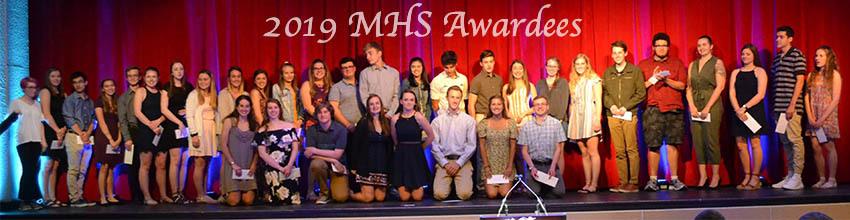 2019 Milford High School Awards Night