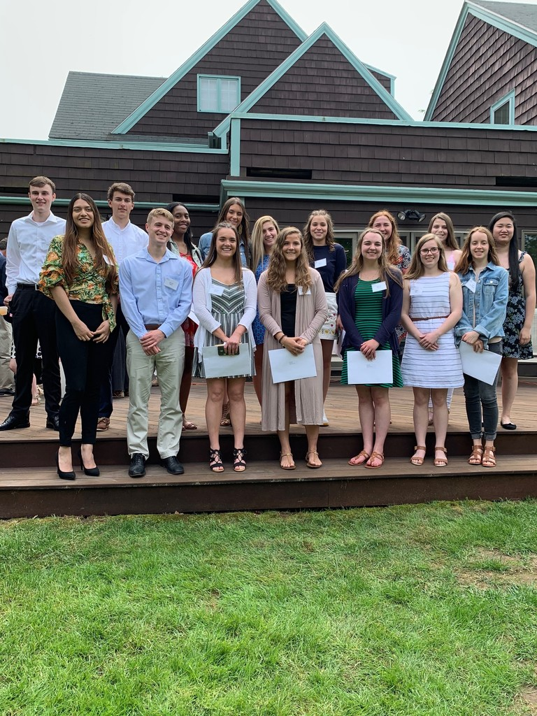 2019 High School Scholarship Recipients