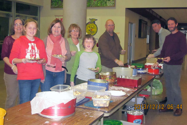 Gettysburg Dollars For Scholars Annual Cookie Fundraiser